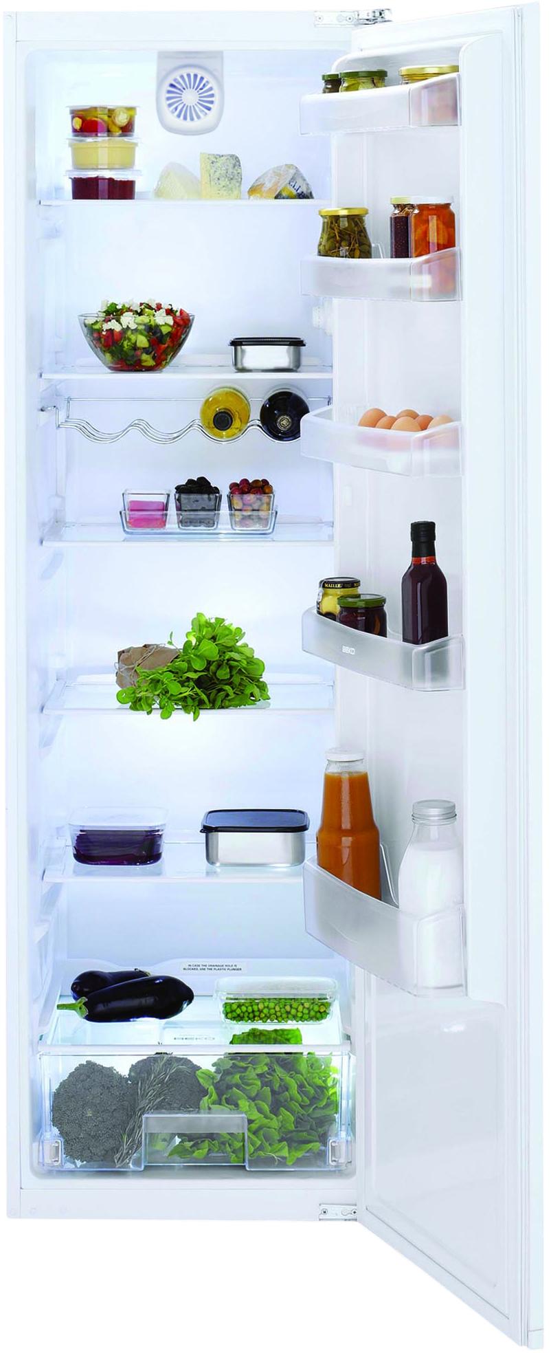 Réfrigérateur Congélateur Encastrable LBI Beko - Refrigerateur encastrable 1 porte