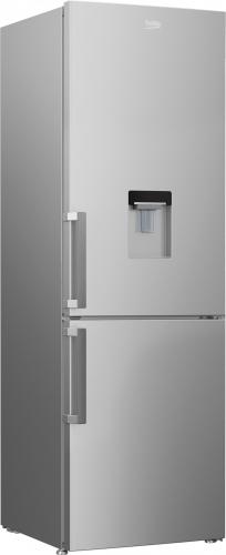 Réfrigérateur combiné CRCSA295K21DS Beko