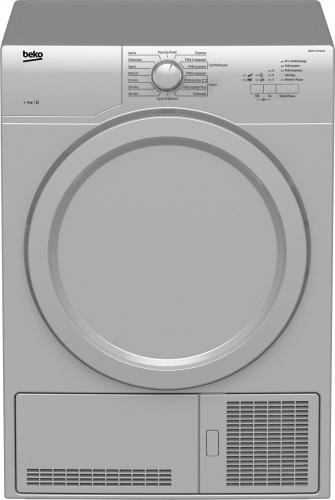 Sèche-linge à condensation DB8131PA0S Beko