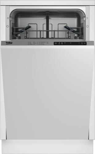 Lave-vaisselle intégrable 45 cm DIS45S1 Beko