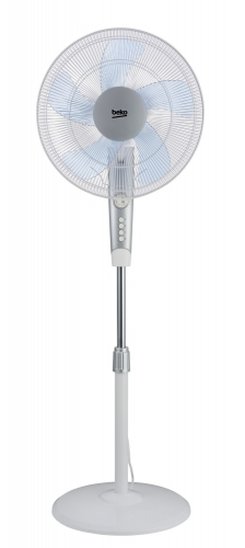 Ventilateur pied EFS5100W Beko