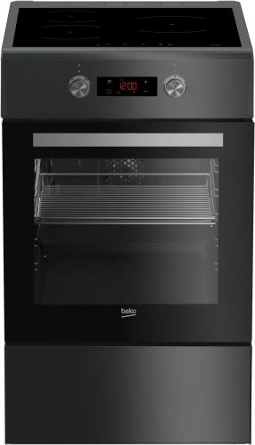 Cuisinière induction FSE58300ACS Beko