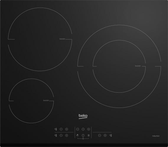 Table de cuisson encastrable HII63200MTB Beko