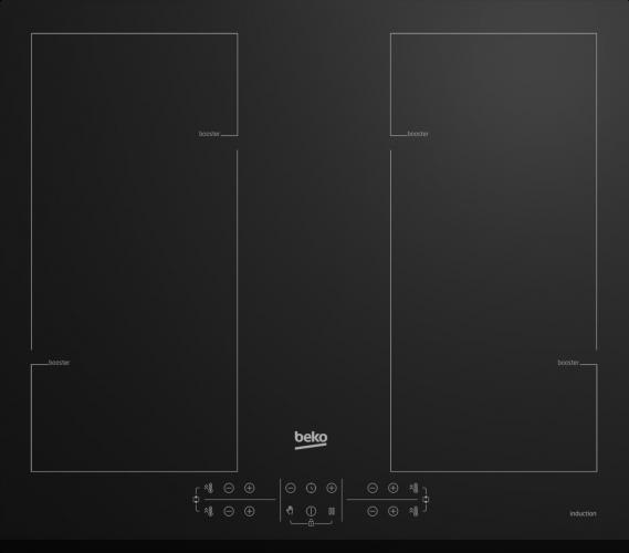 Table de cuisson encastrable HII64206F2MT Beko