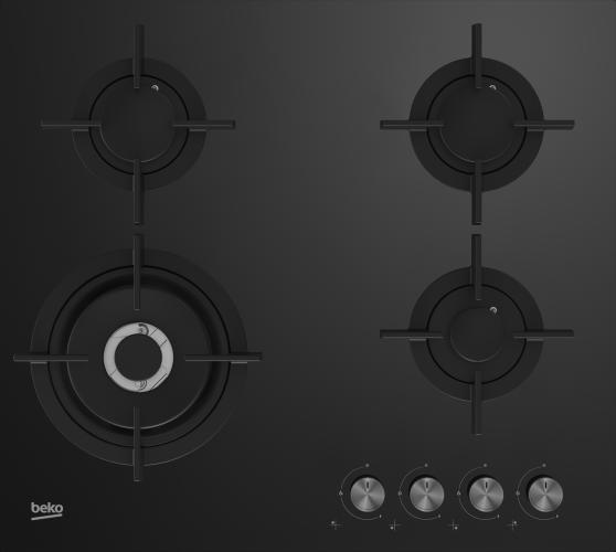 Table de cuisson encastrable HILW64222S Beko