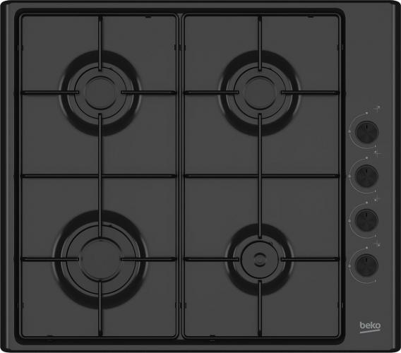 Plaque de cuisson gaz HIZG64120SB Beko