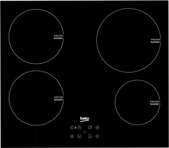Table de cuisson encastrable HQI64400AT Beko