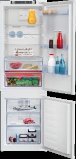 Réfrigérateur / Congélateur encastrable BCNA275E3ZSN Beko
