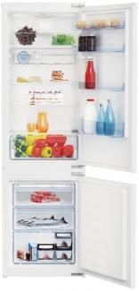Réfrigérateur congélateur encastrable BCSA285K2SF Beko