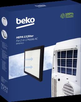 Filtre climatiseur 2-en-1 BPHEPA13 Beko
