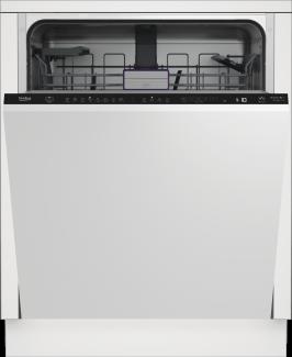 Lave-vaisselle intégrable 60 cm DIN48420DOS Beko