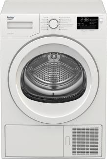 Sèche-linge pompe à chaleur DS7433GX0W Beko