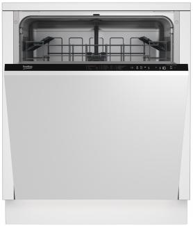 Lave-vaisselle intégrable 60 cm FDIN86315 Beko