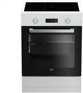 Cuisinière induction FZR68300GWPS Beko