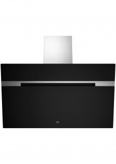 Hotte décorative HCA92844BH Beko