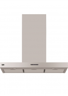 Hotte décorative HCB91630BXH Beko