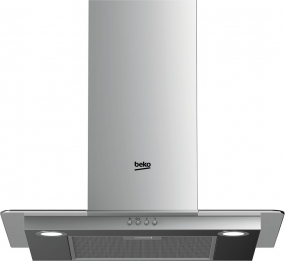 Hotte décorative HCF61620X Beko