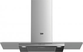 Hotte décorative HCF91620X Beko