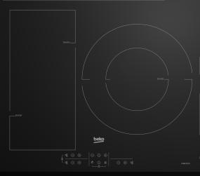 Table de cuisson encastrable HII63201FMTB Beko