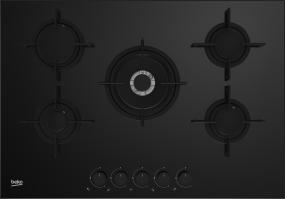Table de cuisson encastrable HILW752232SB Beko