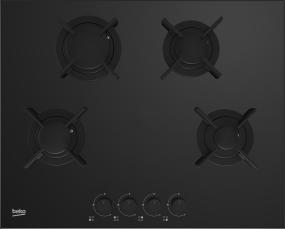 Table de cuisson encastrable HING642202SB Beko