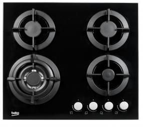 Plaque de cuisson gaz HISW64222S Beko