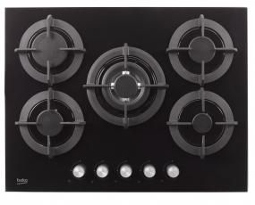 Plaque de cuisson gaz HISW75220S Beko