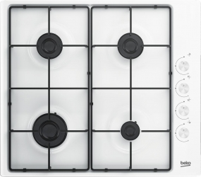 Table de cuisson encastrable HIZG64120SW Beko