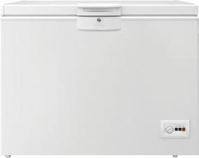 Congélateur coffre HSA32520 Beko
