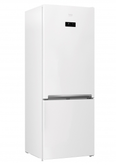 Réfrigérateur combiné RCNE520E20ZW Beko