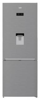 Réfrigérateur combiné RCNE520E30DZXP Beko