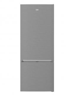 Réfrigérateur combiné RCNE530K20X Beko