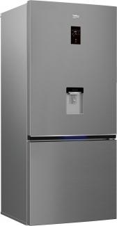 Réfrigérateur combiné RCNE720E20DZXP Beko
