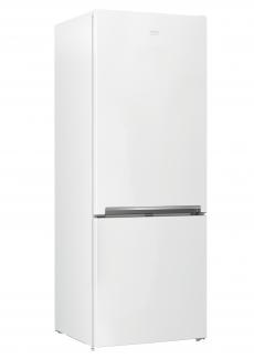 Réfrigerateur RCSE520K20W Beko