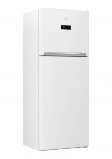 Réfrigérateur 2 portes RDNT470E20ZW Beko