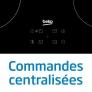 Cuisson Encastrable Commandes centralisées