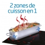 Table de cuisson encastrable Flexizone