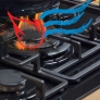 Table de cuisson encastrable Sécurité thermocouple