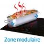 Table de cuisson encastrable Zone modulaire