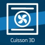 Four encastrable Cuisson 3D
