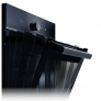 Four encastrable pyrolyse Fermeture douce