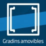 Four encastrable Gradins amovibles