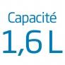 Bouilloire électrique Capacité 1.6 l