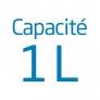 Bouilloire électrique Capacité 1 L