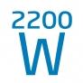 Bouilloire électrique Puissance 2200 W