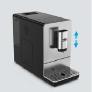 Machine Espresso Sortie café réglable en hauteur