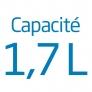 Bouilloire électrique Capacité 1.7 l
