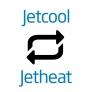 Climatiseur fixe mono-split Fonction Jet Cool & Jet Heat