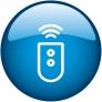 Climatiseur mobile froid seul Télécommande multifonction Zone Follow