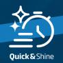 Lave-vaisselle 45 cm Programme Quick&Shine